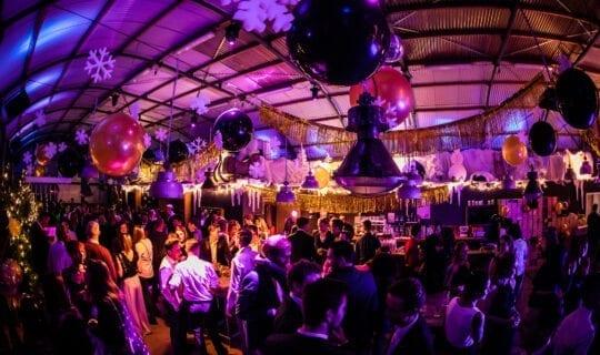 Company party amsterdam