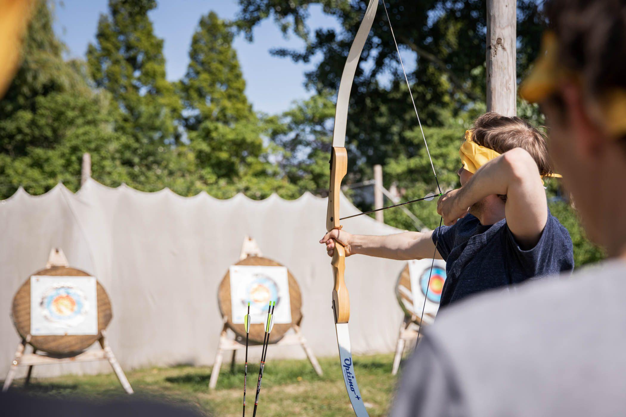 archery amsterdam