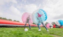 bubble football zorb amsterdam