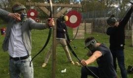 Archery Tag Amsterdam bedrijfsuitje