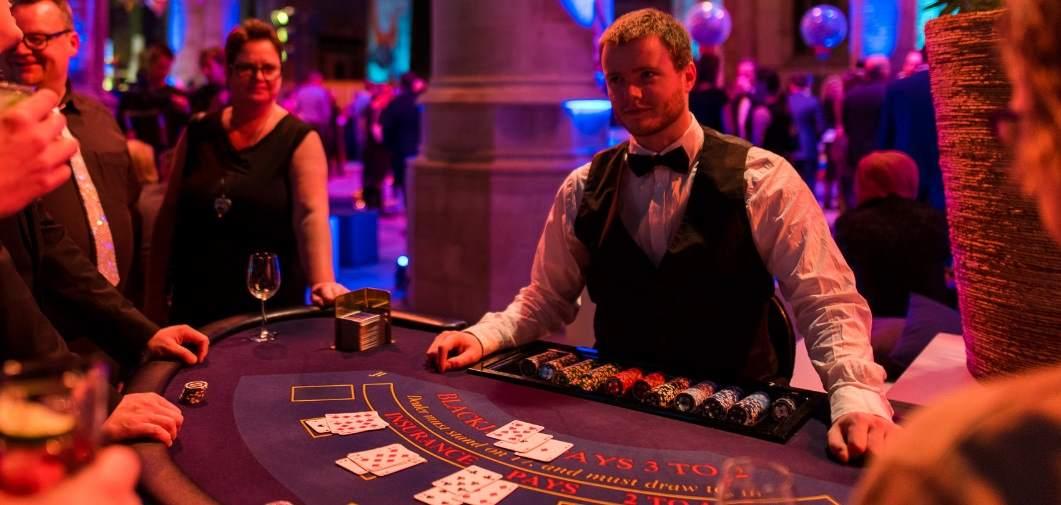 Casino avond Amsterdam