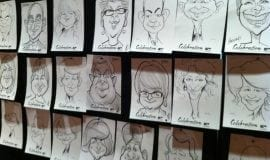 Caricature Drawing workshop Amsterdam