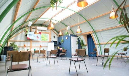 Theatre setting meeting room Amsterdam