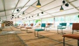 beach club theatre setting 1.5 meter