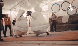 Winter Olympics Amsterdam