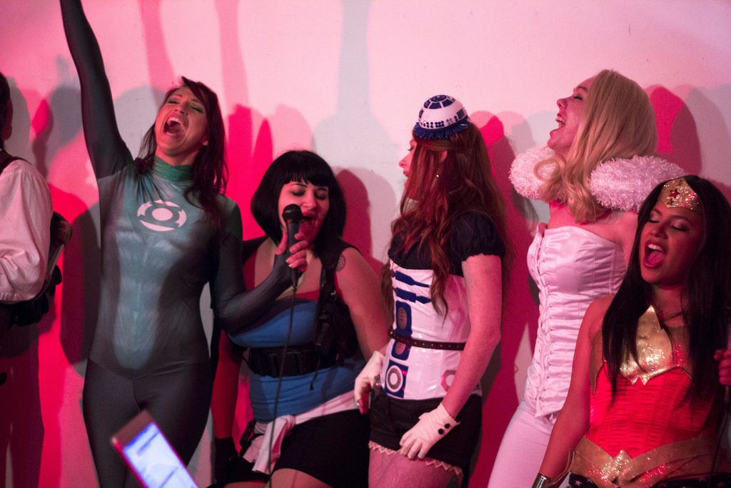 karaoke social company event amsterdam