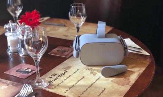 VR moordspel Amsterdam Bedrijfsuitje VR murder game
