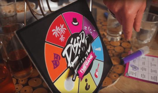 muziek bingo bedrijfsevenement Amsterdam