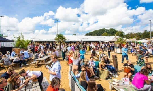 bedrijfsfestival organiseren amsterdam