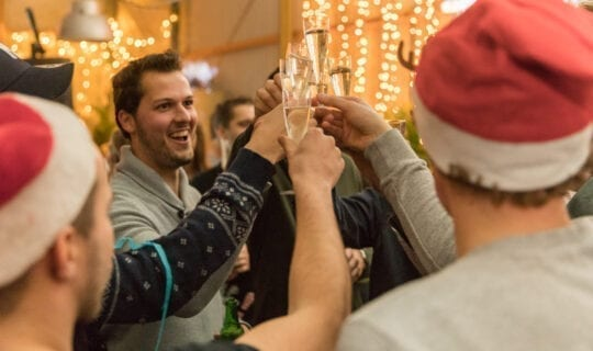 Top 5 suggesties nieuwjaarsborrel amsterdam