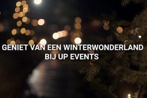 Bedrijfsfeest Winter Wonderland Amsterdam