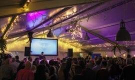 Bedrijfsfeest beachclub amsterdam