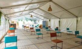 beachclub event 1,5 meter amsterdam