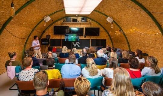 presentatie loods 4 locatie huur amsterdam