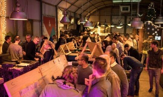 Teambuilding Amsterdam Escape Kisten
