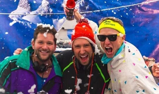 Apres ski bedrijfsfeest Amsterdam Personeelsfeest