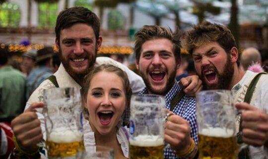 Oktoberfest Bedrijfsfeest Amsterdam Personeelsfeest