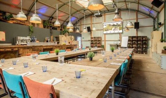 Meeting Room in Amsterdam Barrack 7