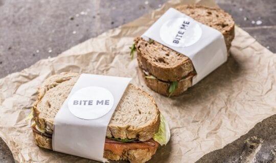 lunchbox of borrelbox voor thuis bij Online event