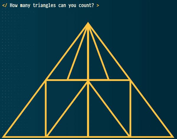 Online hackathon voorbeeld puzzel