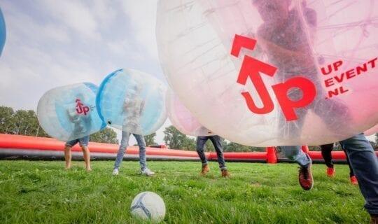 School sportdag organiseren in Amsterdam