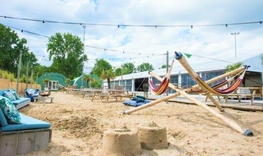coronaproof evenementen strand beachclub amsterdam