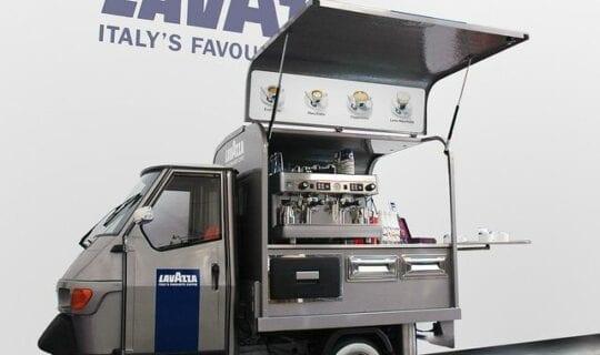 Barista Truck Lavazza