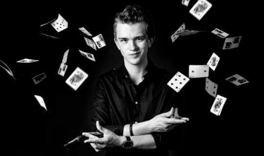 Magician Company Event Amsterdam