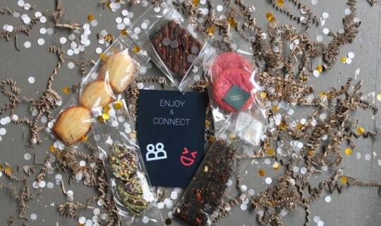 Kerstproeverij borrelbox