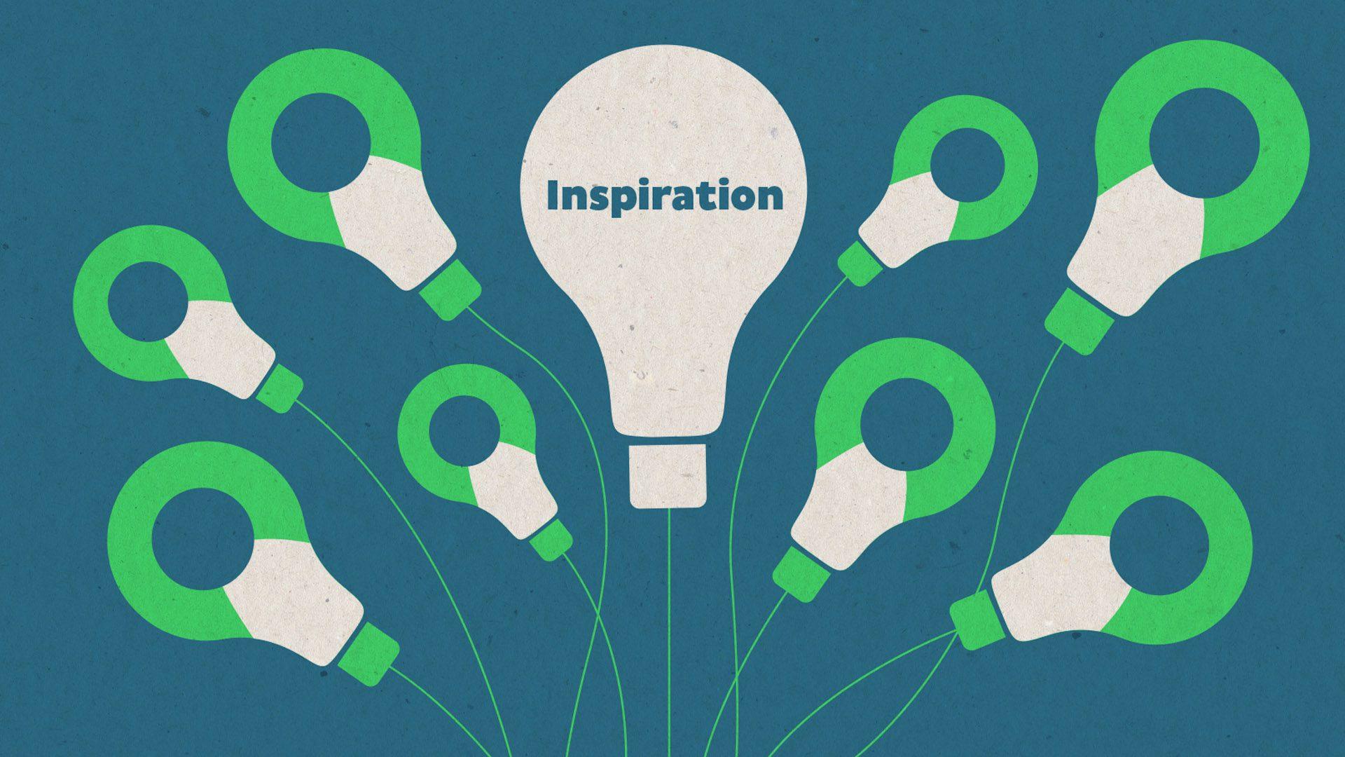 Online Energizer Inspiration