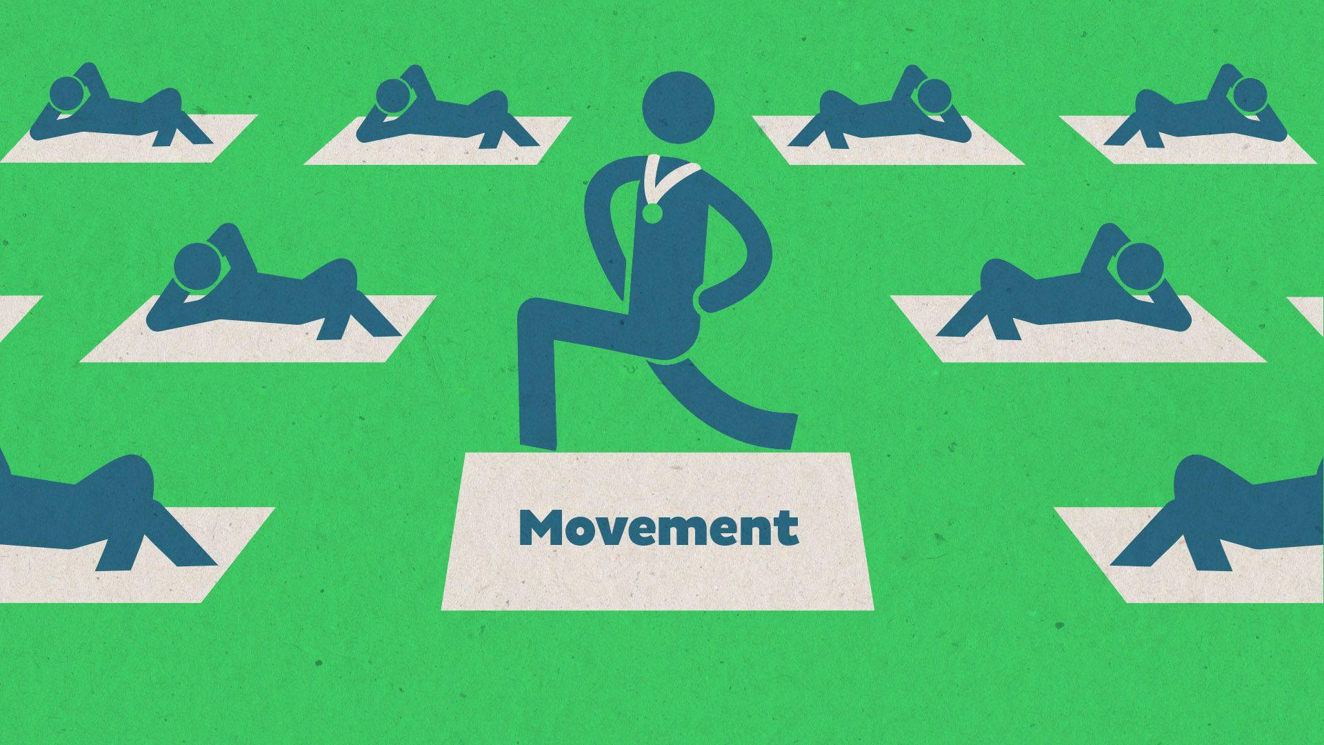 Online Energizer Movement