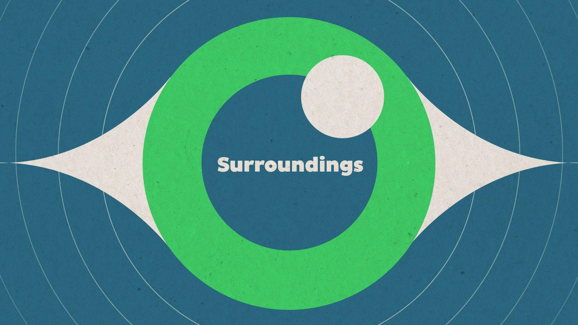 Online Energizer Surroundings